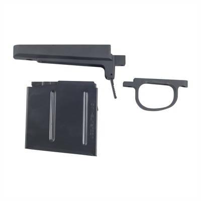 Accurate Mag 100-008-973 Savage Bottom Metal & Trigger Guard