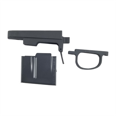 Accurate Mag 100-008-974 Savage Bottom Metal & Trigger Guard