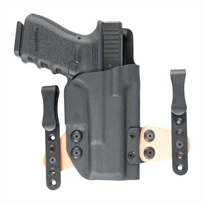 "Ctac Iwb Holster - Ctac Glock 19/23/32 Right Hand 1.5"" Black"