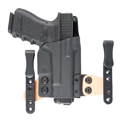 "Ctac Iwb Holster - Ctac Glock 9/40/357 Slide Right Hand 1.5"" Black"