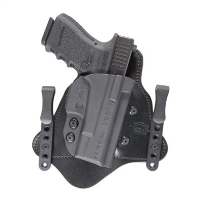"Minotaur Mtac Concealment Holster - Mtac Glock 19/23/32 Right Hand 1.5"" Black"