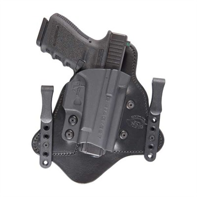 "Minotaur Mtac Concealment Holster - Mtac Glock 9/40/357 Slide Right Hand 1.5"" Black"