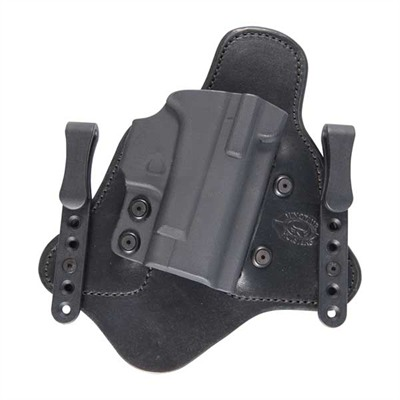 "Minotaur Mtac Concealment Holster - Mtac Glock 26/27/28/33 Right Hand 1.5"" Black"