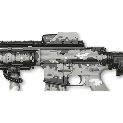 Lauer Custom Weaponry Easyway Duracoat Camo Kit - Urban Mirageflage Easyway Camo Kit