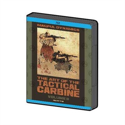 The Art Of Tactical Carbine Vol Ii 2nd Edition - The Art Of Tactical Carbine Vol Ii, 2nd Edition Blu