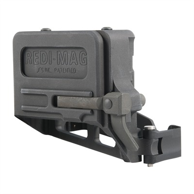 Boonie Packer Products Ar-15/M16 Improved Aluminum Redi-Mag - Improved Redi-Mag, Machined Aluminum