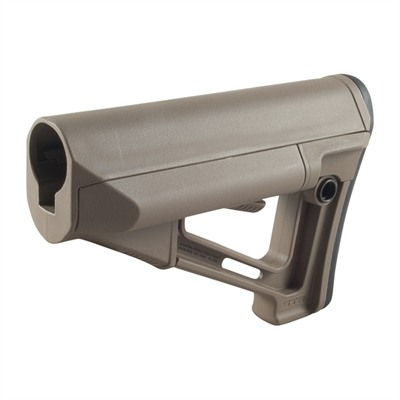 Magpul Ar-15 Str Stock Collapsible Mil-Spec - Ar-15 Str Stock Collapsible Mil-Spec Fde