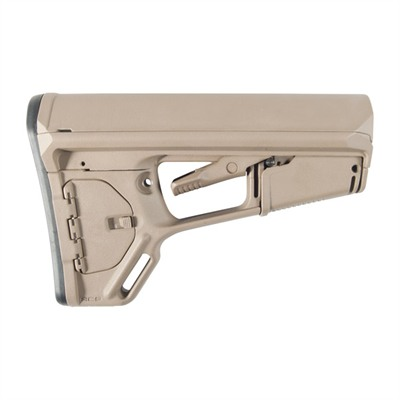 Magpul Ar-15 Acs-L Stock Collapsible Mil-Spec - Ar-15 Acs-L Stock Collapsible Mil-Spec Fde