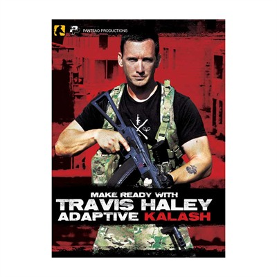 Make Ready Travis Haley: Adaptive Kalash Dvd