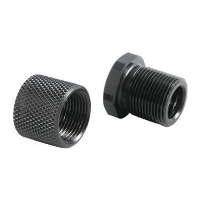 Trosusa Thread Adapter 1/2-28 To 5/8-24 - Thread Adapter 1/2-28 To 5/8-24 Black