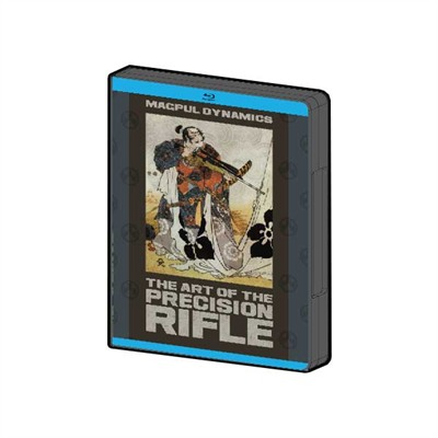 The Art Of The Precision Rifle - The Art Of The Precision Rifle Blu-Ray