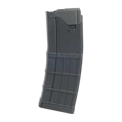 Ar15/M16 L5 Advanced Warfighter Magazines - L5awm 30 Round Opaque Black