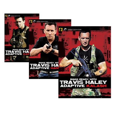 Make Ready With Travis Haley 3 Pack