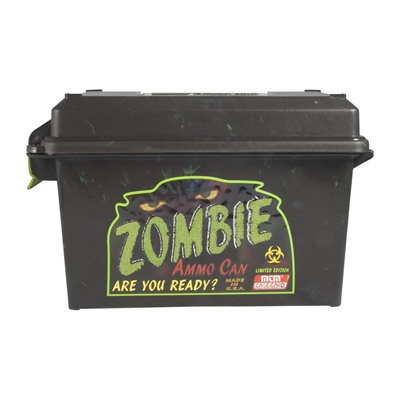 Zombie Can 50 Caliber