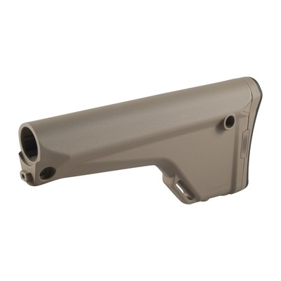Magpul Ar-15 Moe Rifle Stock Fixed Rifle Length - Ar-15 Moe Rifle Stock Fixed Rifle Length Fde