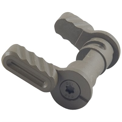 Ar-15 Ambidextrous Safety Selector Blue - Ambidextrous Safety Selector, Flat Dark Earth