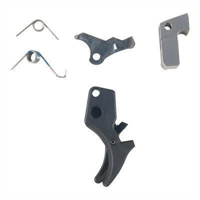 Powder River Precision Inc Xd Ultimate Match Target Trigger Kits - Xd 9/40 Ultimate Match Target Easy Fit Trigger Kit