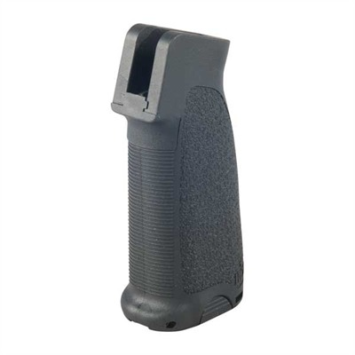Bravo Company Ar-15 Mod-0 Gunfighter Grip - Mod-0 Gunfighter Grip Polymer Black