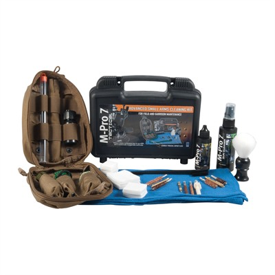 Bushnell Outdoor Products M-Pro 7 Advanced Small Arms Cleaning Kits