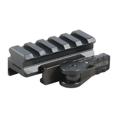 Vortex Optics Ar-15/M16 Razor Red Dot Riser Mount - Ar-15 Riser Mount W/ Quick Release Lever