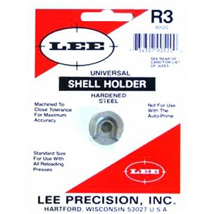 Lee Universal Shell Holders Lee Universal Shellholder #3 U.S.A. & Canada
