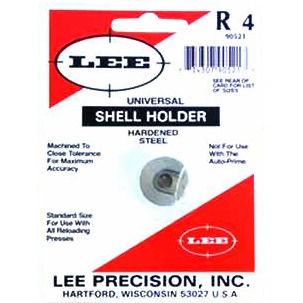 Lee Precision Universal Shell Holders Lee Universal Shellholder, #4
