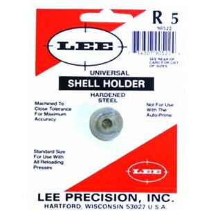 Lee Precision Universal Shell Holders Lee Universal Shellholder, #5
