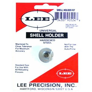 Lee Universal Shell Holders Lee Universal Shellholder #7 U.S.A. & Canada