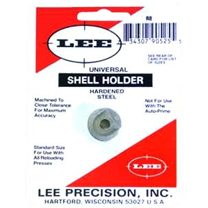 Lee Precision Universal Shell Holders Lee Universal Shellholder, #8