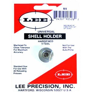 Lee Universal Shell Holders Lee Universal Shellholder #9 U.S.A. & Canada