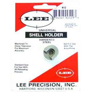 Lee Precision Universal Shell Holders - Lee Universal Shellholder, #12