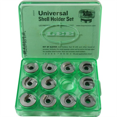 Lee Universal Shell Holders - Lee Universal Shellholder Set