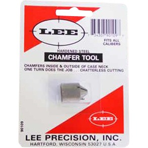 Lee Precision Chamfer Tool - Lee Chamfer Tool