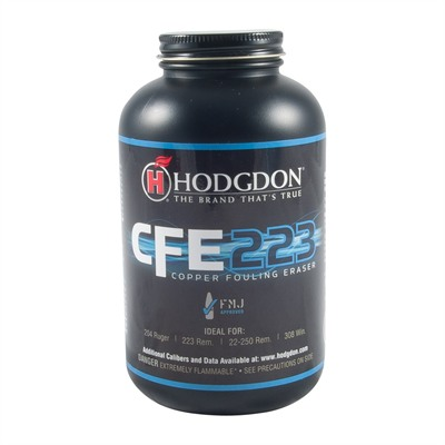 Cfe223 Smokeless Powder