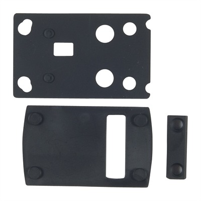 Vortex Optics Razor Red Dot Handgun Mounts - Low Dovetail Mount For Glock Large Frame (10mm, .45)