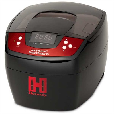 Hornady Lock-N-Load Sonic Cleaner - Lock-N-Load Sonic Cleaner 2l - 110 Volt