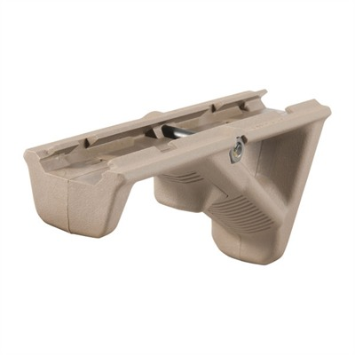 Magpul Picatinny Afg2 Angled Fore Grip - Picatinny Afg2 Angled Fore Grip Polymer Flat Dark Earth