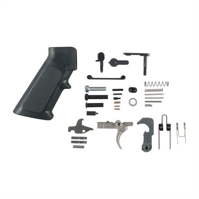 Ar-15 Alg Trigger With Dpms Lower Parts Kit - Act Trigger W/ Lower Parts Kit