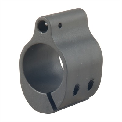 Ar-15/M16 Gas Block - Low Profile Gas Block Slotted