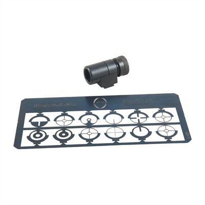 Tunnel Sight With 12 Inserts Discount