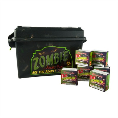 Brownells Zombie Handgun Ammo Packs