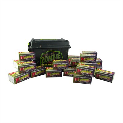 Brownells Zombie Shotgun Ammo Packs
