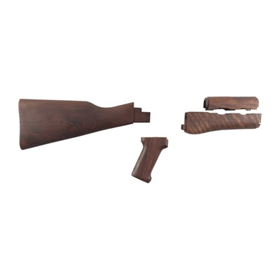 Minelli S.P.A. 100-010-735 Ak-47 Stock Set Fixed Wood