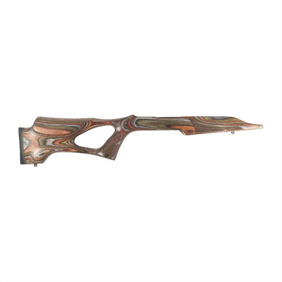 Tactical Solutions Ruger 10/22 Stock Thumbhole - Ruger 10/22 Stock Thumbhole Wood Forest
