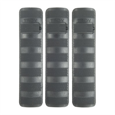 Buy Troy Industries, Inc. Ar-15 Picatinny Battle Rail Cover 3-Pk Polymer
