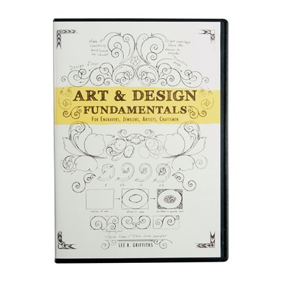 Lee Griffiths 100-011-036 Art & Design Dvd