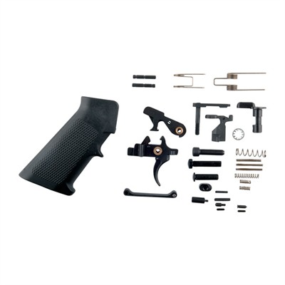 Ar-15/308ar Lower Parts Kits - Ar15 Lpk W/ 2 Stage Trigger