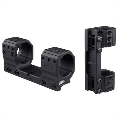 Picatinny Mounts - 34mm Isms Mount 121mm Mounting Length 20.6 Moa