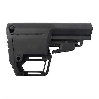 Ar-15 Battlelink Utility Stock Collapsible Mil-Spec - Ar-15 Battlelink Utility Stock Collapsible Mil