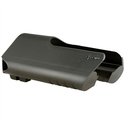 Mission First Tactical Ar-15 E-Volv Battle Stock Cheek Piece - E-Volv Battle Stock Cheek Piece Black Polymer
